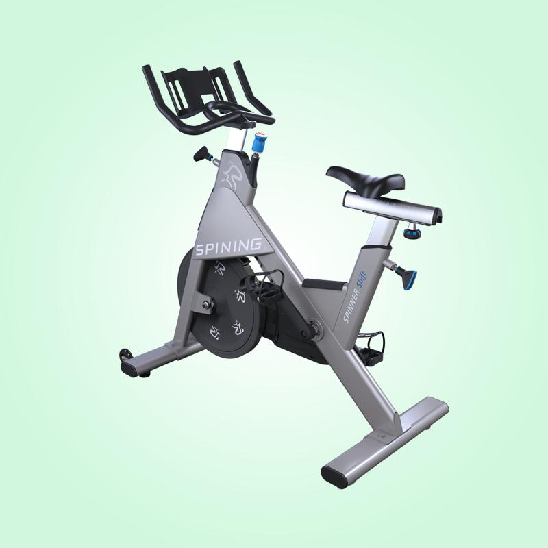 magnetic resistance adjustable spin bike