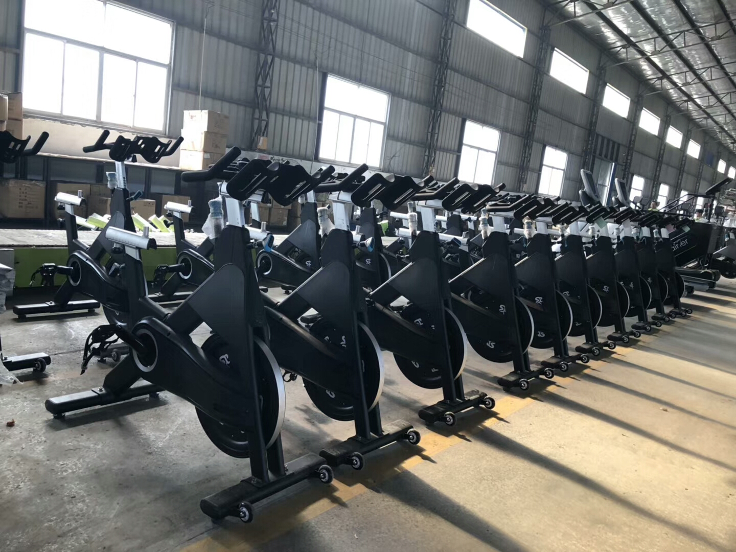 spin bike for home gym