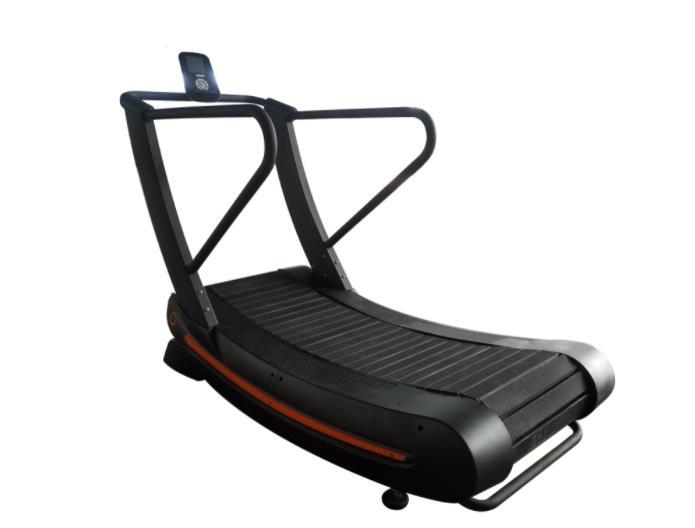 curved treadmills