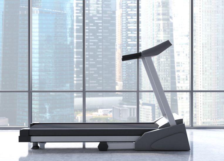 small treadmill